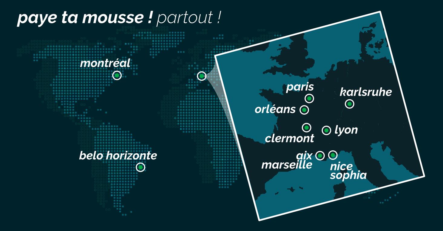 Paye Ta Mousse