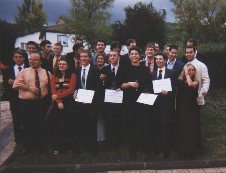 Photo de la Promo ISIMA de1999