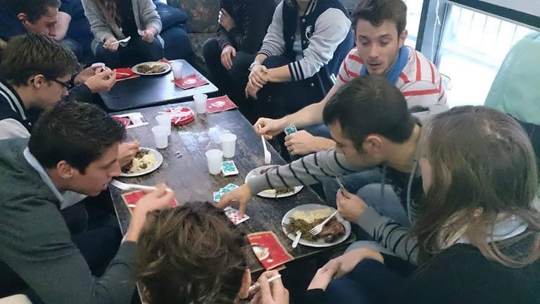 2013-12 Repas de Noël Isiboufe - Miam